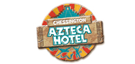 Save up to 25% at Chessington Azteca Hotel Logo