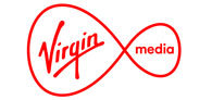 Receive exclusive savings with Virgin Media Logo